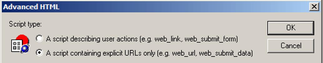 LoadRunner JavaScript Coding – Index